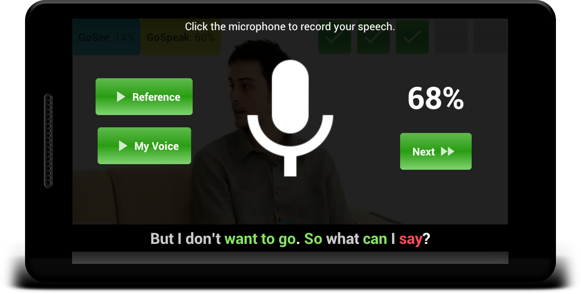 ReplayWell - speech and language technology in web and